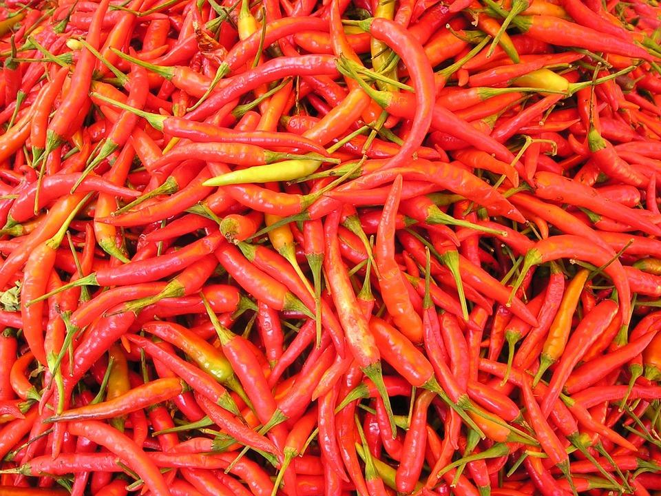 Spezie piccanti, dieta, cistite - www.alimentazionesumisura.com